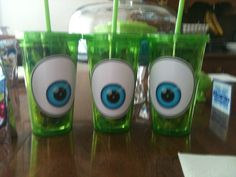 Monster inc party favors