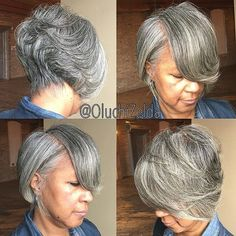 STYLIST SPOTLIGHT: we've said it before well say it again...age ain't nothing…