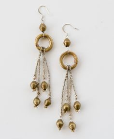 Noonday Collection Ready or Knot Earrings