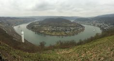 Beautiful Boppard at the Rhine valley, spend a great weekend there with some work for the Sowa Rigpa Foundation