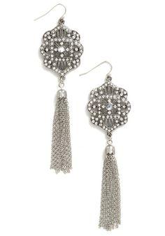 Downton Abbey style earings