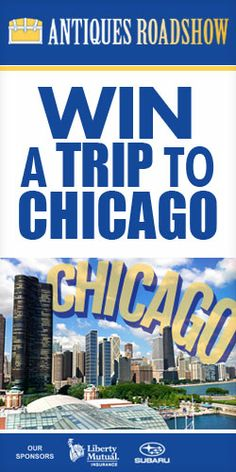 Win a Trip to Chicago