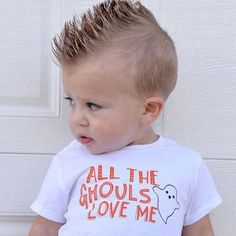 20 Awesome And Edgy Mohawks For Kids Prince Charming Hair