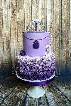 Smash Cakery > Princess Sofia Cake