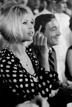 Fall/Winter 2014: Starlet Approved Beauty Trends.... soft chignon like Brigitte Bardot