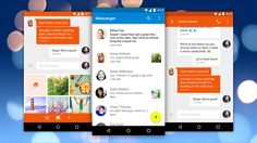 Google's Messenger Gives Android SMS a New Look, Advanced Features