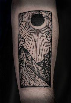 An original sketch by Anna Zachariades, White Lodge Tattoo, Berlin Germany - Imgur