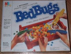 Bed Bugs | The 13 Creepiest Toys You Played With As A Kid