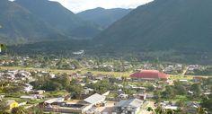 La llegada al valle de Oxapampa es inconfundible. (neckkar/flickr)