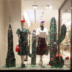 """KATE SPADE NY, Regent Street, London, UK, """"One of these days, we are going on a Summer Holiday and 'forget' to come back"""", pinned by Ton van der Veer"""