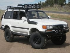 Specialist in Toyota 80 Series Land Cruisers. Hard to find parts, off-road accessories and custom fabrication Land Cruiser Fj80, Toyota Land Cruiser, Toyota 4x4, Toyota Hilux, Toyota Trucks, 4x4 Trucks, Trucks For Sale, Carros Toyota, Lexus Lx450