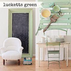 Luckett's Green - Miss Mustard Seed's Milk Paint