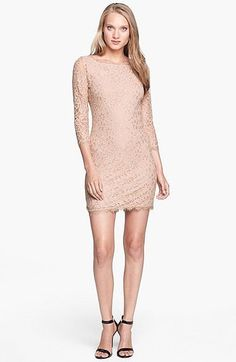 Blush/Nude Bridesmaid dress