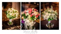 Bridal Bouquets, Wedding Flowers by Pocket Full of Posies, Galloway / Smithville, South New Jersey 609-652-6666 South Jersey Special Event Wedding Florist. Photos by Shaun Reilly Photography.