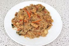 Thai Recipes, Japchae, Spaghetti, Food And Drink, Low Carb, Fresh, Curry, Fitness, Blog