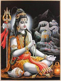 Shiva transformando os coraçoes