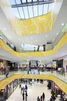 Kulturbau and Mall / Benthem Crouwel Architects