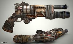 Gun - Bulletstorm