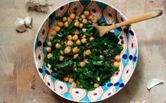 Feel good chickpeas & kale