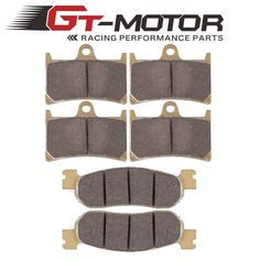 36.99$  Buy now - http://aliqvj.shopchina.info/1/go.php?t=32816510460 - Motorcycle Front and Rear Brake Pads For YAMAHA R6 1992-2002 R1 2002 2003 36.99$ #buychinaproducts