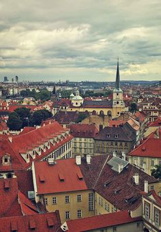 The Old City in Prague