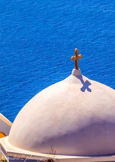 The Dome -SandraZ Santorini Island, Greece, Outdoor Decor, Greece Country