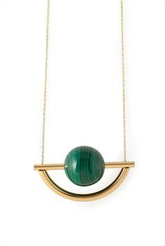 Deco II Necklace