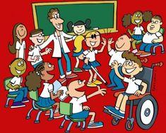 BLOG JUIZ DE FORA SEGURA: 14/04-Dia de Luta pela Educação Inclusiva/ Técnico...