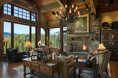 This is what I will do in the Crested Butte house.....if I had a house Crested Butte!