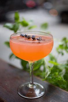 Summer Solstice Cocktail Recipes.