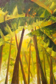 "Saatchi Online Artist: Maria Claudia Lopez; Oil, 2011, Painting ""La luz que adoro"""