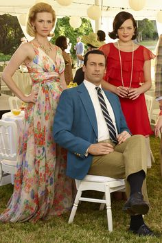It's Officially the '70s on the Final Season of Mad Men