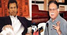 IK and Khursheed Shah
