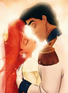 I'm going to bet that most, if not all, girls out there have ALWAYS wanted a fairy tale kiss