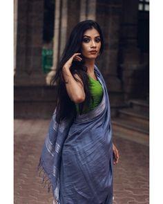 Model : @carina.chiramel Mua : @morethanjust_makeup . . . . . #saree #photoshoot #sareeshoot #ethnicwear #ethnic #bangaloremua… Photo Poses For Boy, Boy Poses, Photography Poses Women, Indian Photography, Stylish Photo Pose, Saree Poses, Top Street Style, Saree Photoshoot, Saree Look