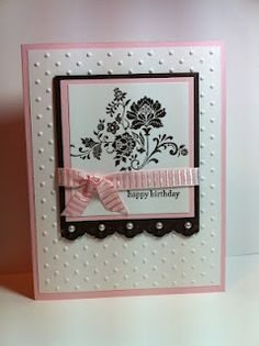 SU by Stampin' Harley Girl.