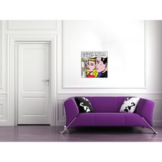 LICHTENSTEIN - Masterpiece, 1962 #artprints #interior #design #art #print #iloveart #followart #artist #fineart #artwit  Scopri Descrizione e Prezzo http://www.artopweb.com/autori/roy-lichtenstein/EC16408