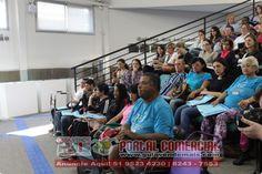 Portadores de deficiência ganham espaço em evento na Câmara