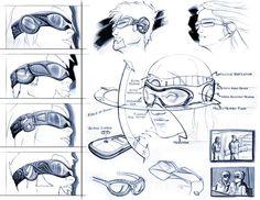 Eyewear by Dan Winger at Coroflot.com