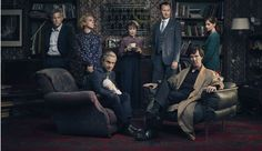 Sherlock Series 4 Returns With 'The Six Thatchers' – Review