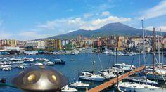 Battiloro Handpan from Naples