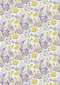 Alba Fabric – Vallila Online Store Dark Forest, Summer Sale, Charmed, Store, Floral, Fabric, Color, Tejido, Tela