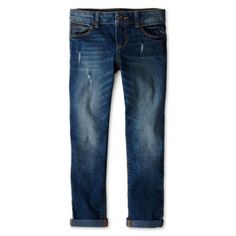 Arizona Ankle Cropped Jeans - Girls 6-16   found at @JCPenney