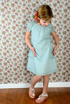Ona Frock | Olive Juice adorable!