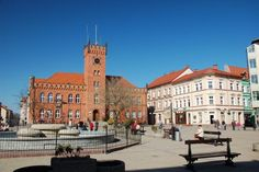 Szczecinek, Square of Freedom