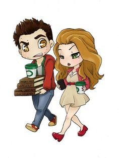 I love these animated Stydia edits