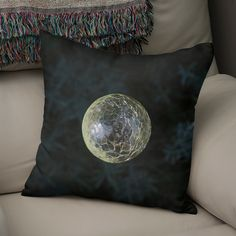 Discover «AB», Exclusive Edition Throw Pillow by Ana Santos - From 27€ - Curioos