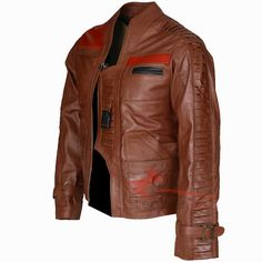 #StarWars The Force Awakens Finn #JohnBoyega Jacket