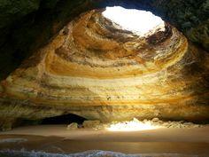 Cuevas de Benagil.