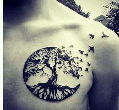 Cool looking tattoo